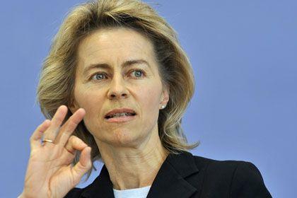 Familienministerin von der Leyen: Umstrittene Initiative für Internetsperren