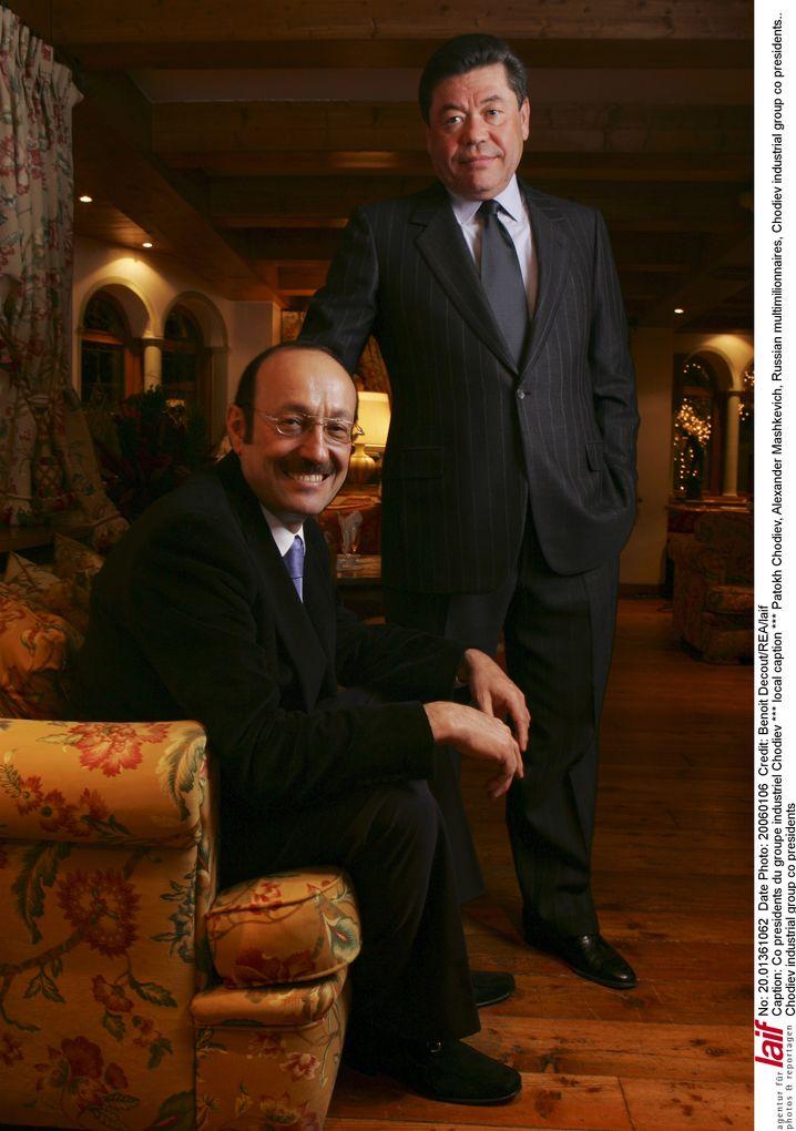 Oligarchen Maschkewitsch, Schodijew
