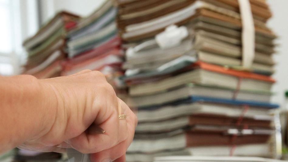Abgestempelt: Auch bei ungenehmigten Umzügen müssen die Kosten angepasst werden