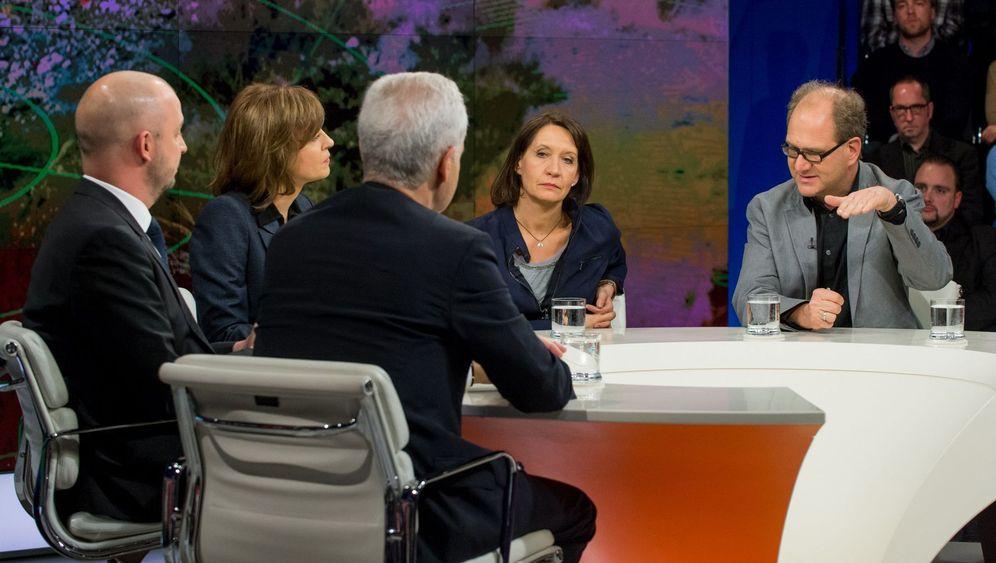Talk zu Germanwings-Absturz: Irritation ganz anderer Art