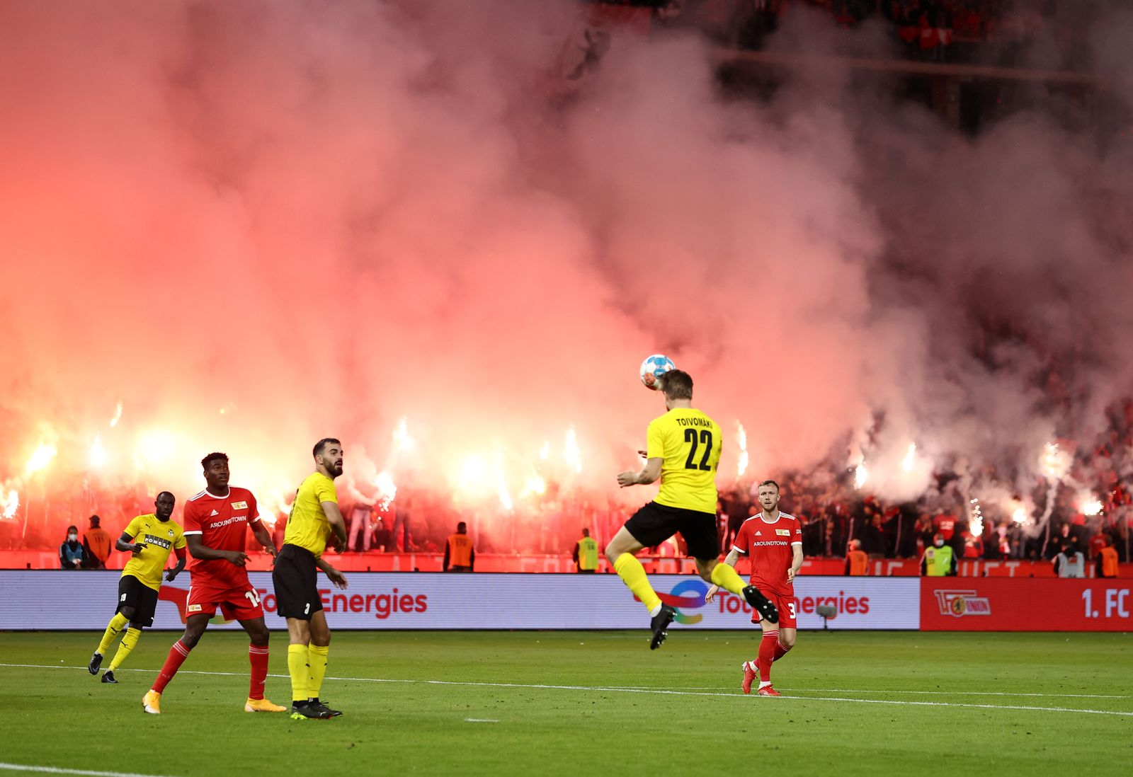 1. FC Union Berlin v Kuopion PS - UEFA Conference League: Play-Offs Leg Two