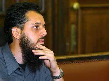 Angeklagter Terror-Helfer Mounir al-Motassadeq: Verfahren in der Wiederholungsstreife