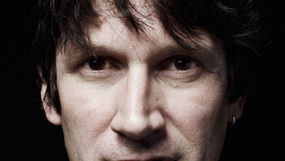 """Alex Schwers: Der Schlagzeuger (Slime) organisiert das Open Air """"Punk im Pott"""""""