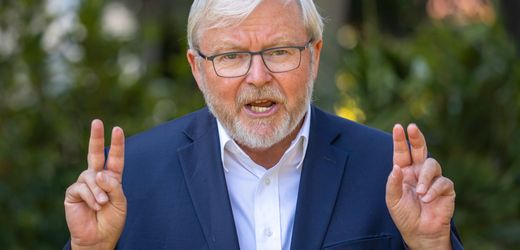 """Former Australian PM Kevin Rudd: """"A Cold War with China Is Probable and Not Just Possible"""""""