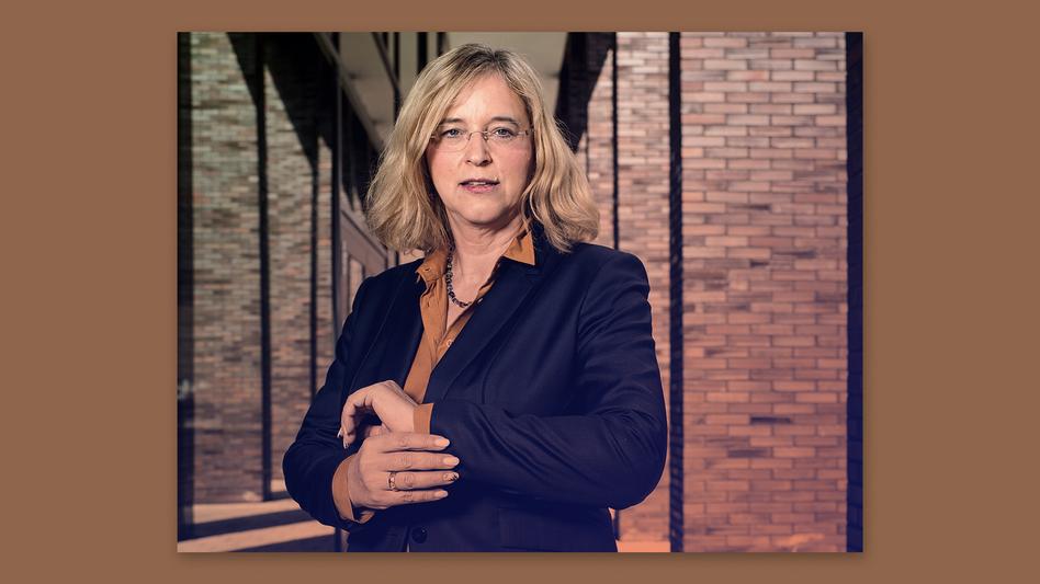 Führungskraft Hiltrud Werner: »Auch die Männer profitieren«