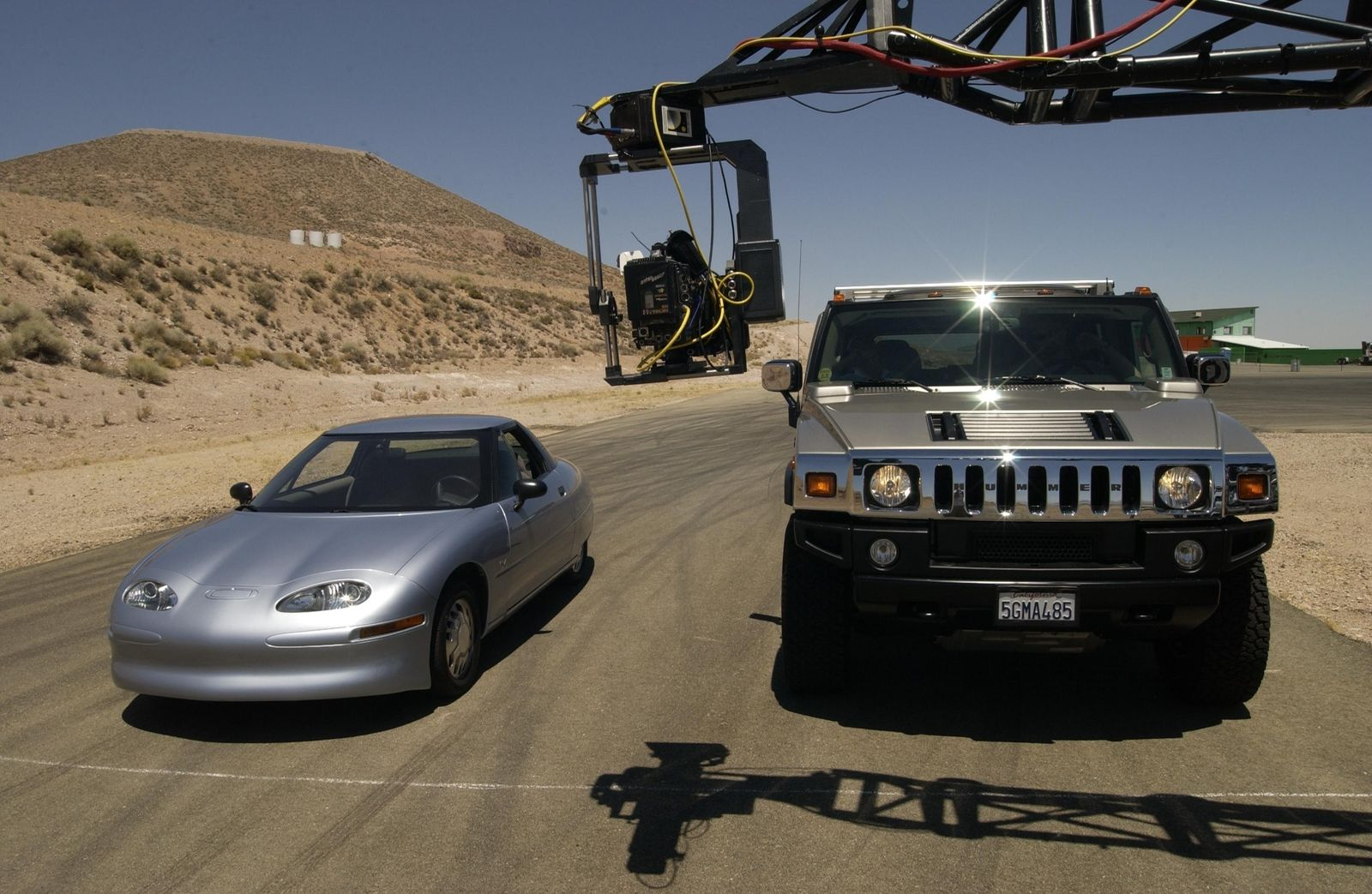 Who Killed the Electric Car? / Who Killed the Electric Car?