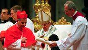 Kardinal tritt ab - Spekulationen über Finanzskandal