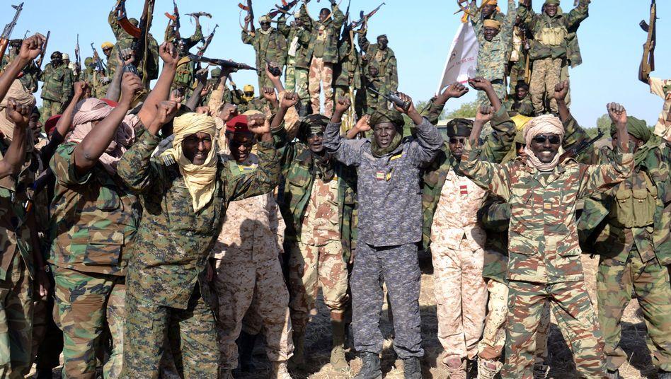 Soldaten des Tschads im Kampf gegen Boko Haram (Archiv): 13.000 Tote