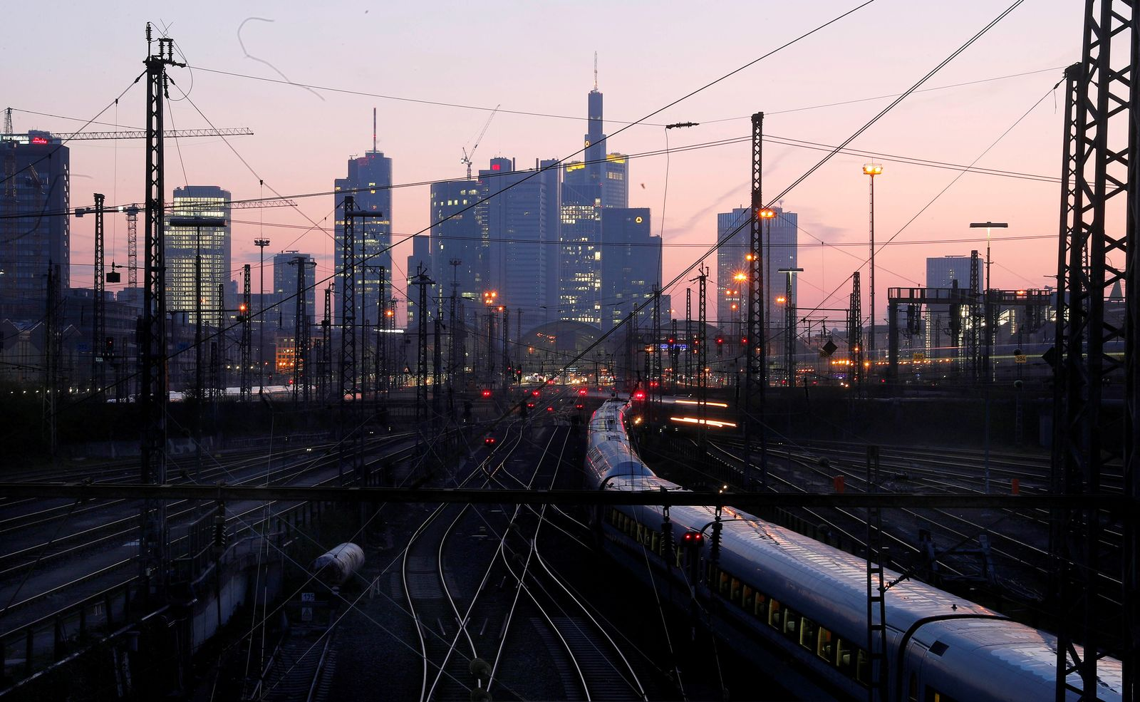 Bahn Frankfurt/Main