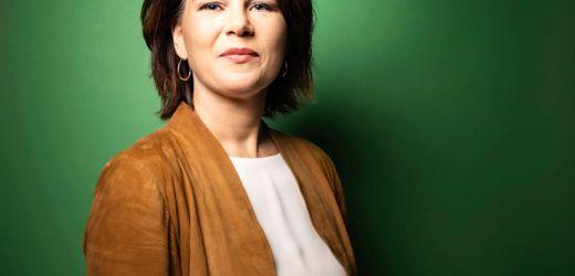 Annalena Baerbock im SPIEGEL-Gespräch: »Es wird auch in Zukunft so sein, dass man mal Tacheles spricht«