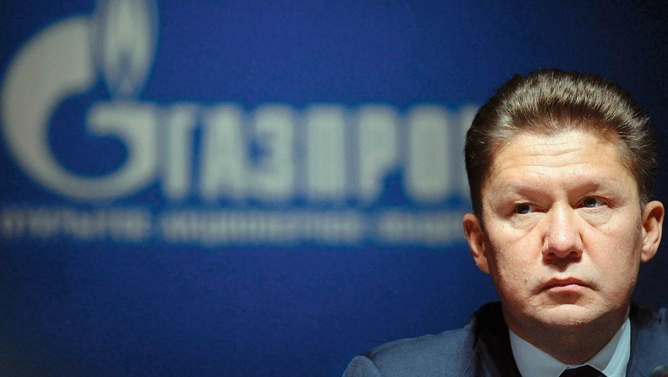 Gazprom-Boss Miller: »Wir lieben und respektieren unsere Kunden«