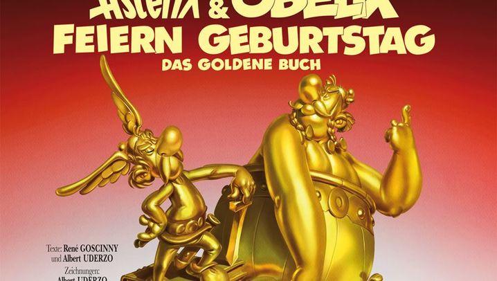 """""""Asterix & Obelix feiern Geburtstag"""": Jubiläumsheft mit Hindernissen"""
