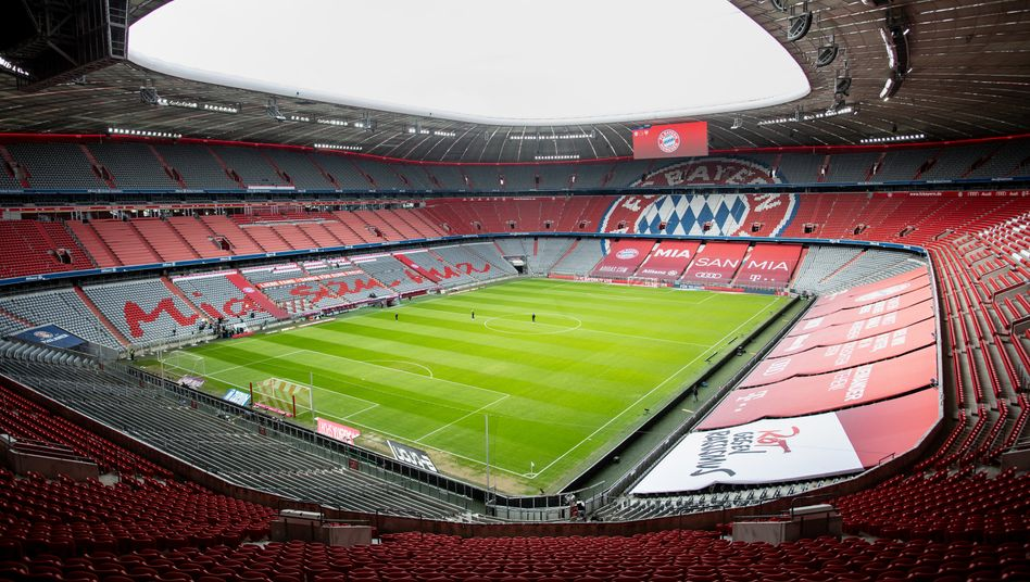 Werden in München wie geplant EM-Spiele ausgetragen?