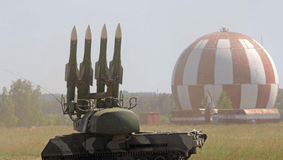 Russisches Luftabwehrsystem: Einsatz gegen Flugzeuge und Raketen möglich