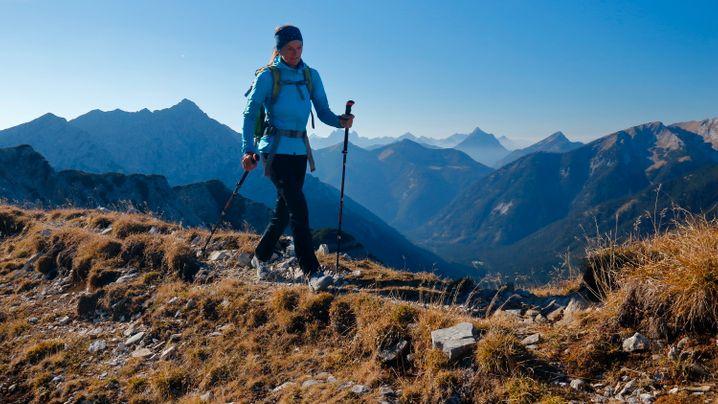 Solo-Wandern: Allein und trotzdem glücklich