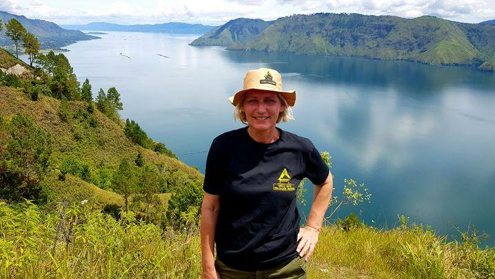 """Ausgewandert nach Sumatra: """"Wir leben hier im Paradies"""""""
