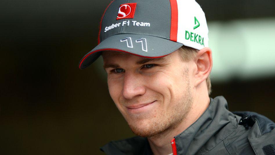 Formel-1-Pilot Hülkenberg: Vertrag bei Force India unterschrieben