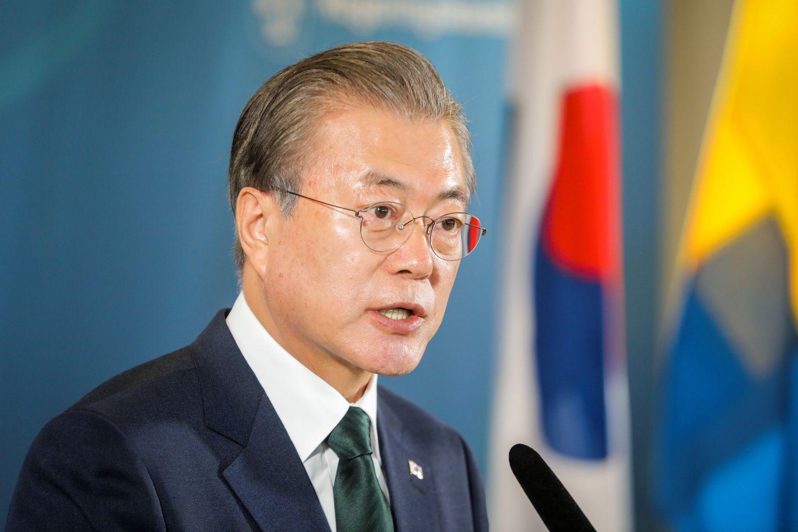 G20 Teilnehmer 2019/ Moon Jae In