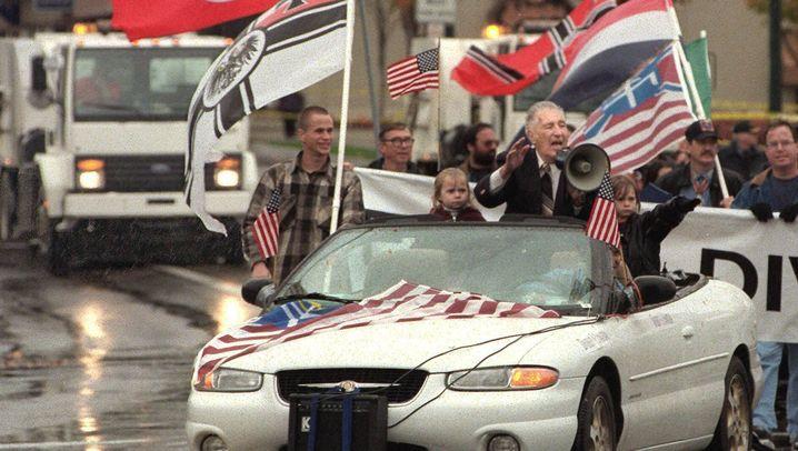 Überblick: Vom Ku-Klux-Klan bis zu Alt-right - Rechtsextreme in den USA