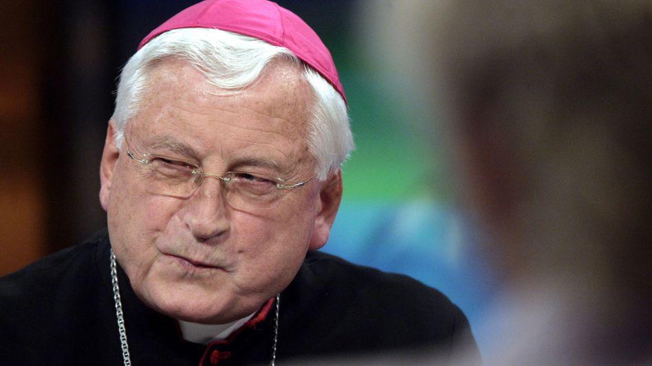 """Augsburger Bischof Mixa: """"Die eine oder andere Watsch'n"""""""