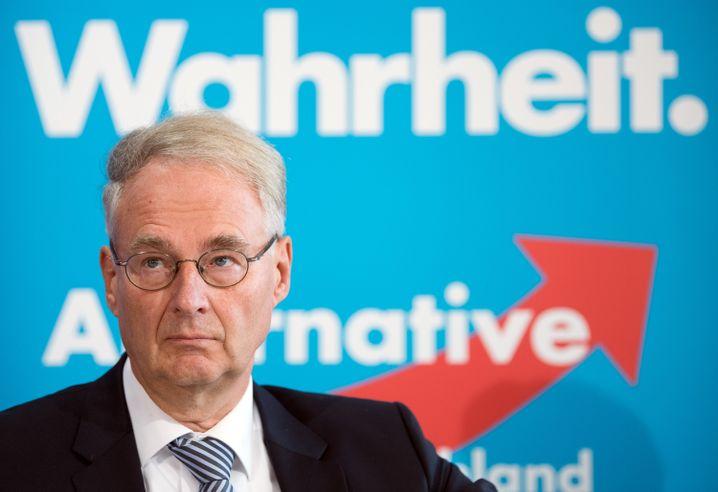 AfD-Politiker Roland Hartwig