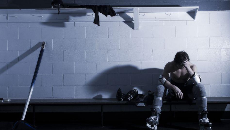 Profisportler und Depressionen: Suche nach Erklärungen