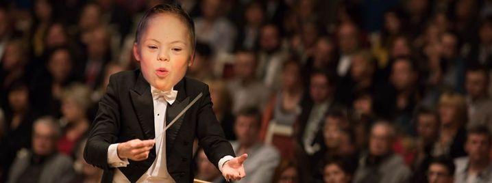 Willi liebt klassische Musik