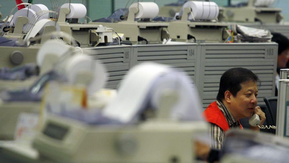 Börse in Hongkong: Investmentbanken setzen auf den chinesischen Markt
