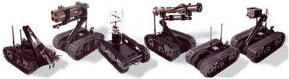 "Roboter ""Talon"": Maschinengewehr, Granaten und Raketen statt Greifarm"