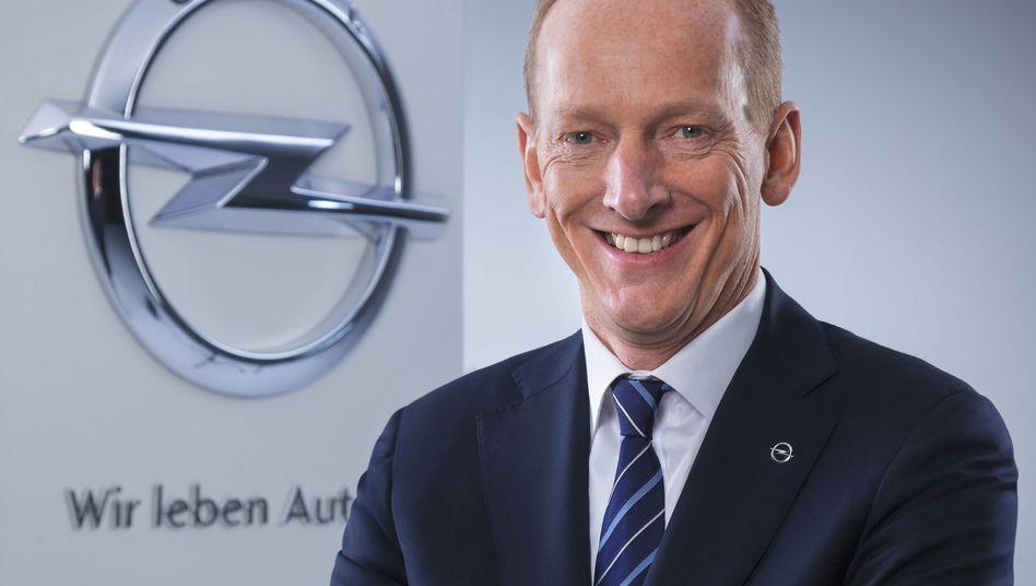 Opel-Chef Karl-Thomas Neumann: Live-Interview mit 140 Zeichen