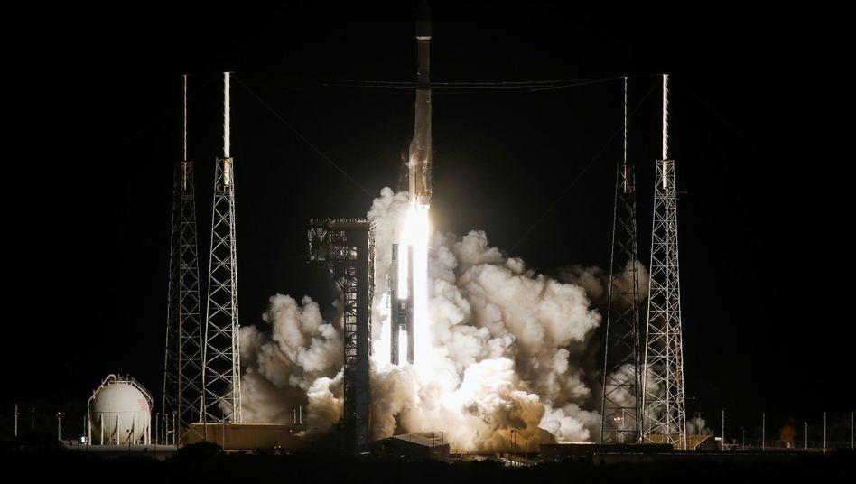 "Start des ""Solar Orbiter"" auf Cape Canaveral in Florida"