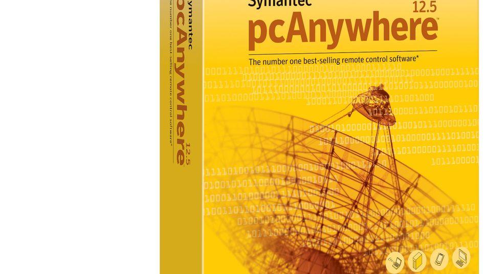 pcAnywhere: Der Hersteller empfiehlt, die Software vorläufig abzuschalten