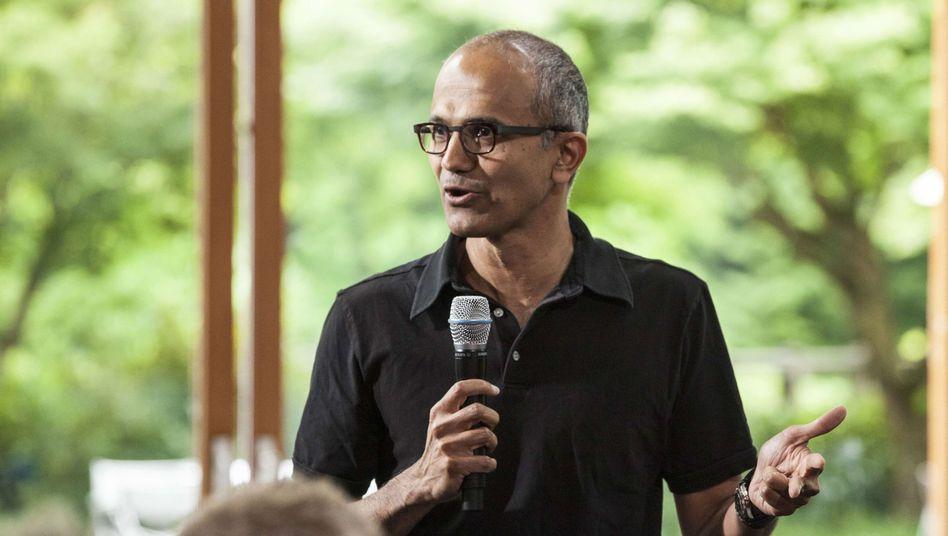 Office für iPad: Neuer Chef Nadella ändert Microsofts Kurs