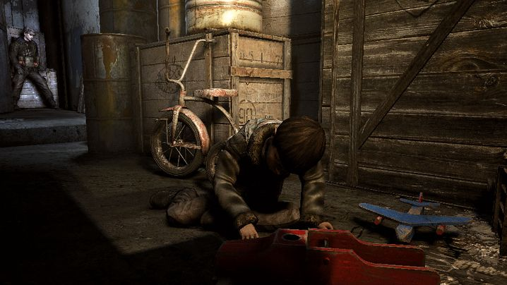 "Computerspiel: Romanadaption ""Metro 2033"""