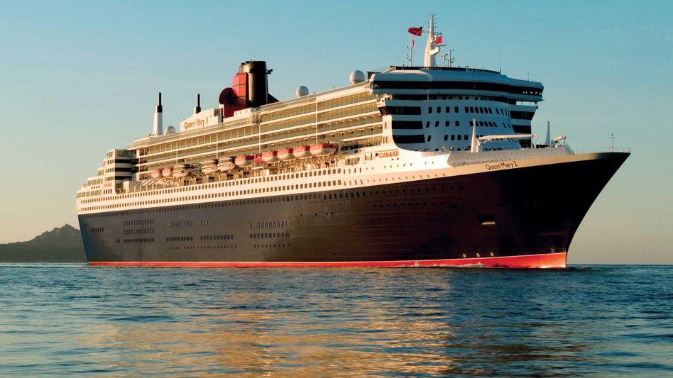 """""""Queen Mary 2"""": Auf dem Kreuzfahrtschiff ist eine Magen-Darm-Epidemie ausgebrochen"""