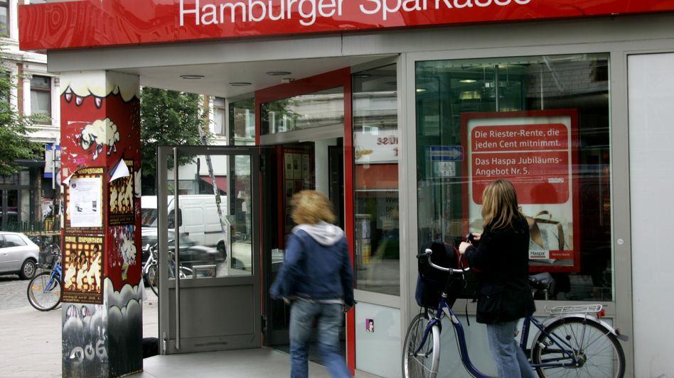 """Haspa-Filiale in Hamburg: """"Einordnung in Schubladen"""""""