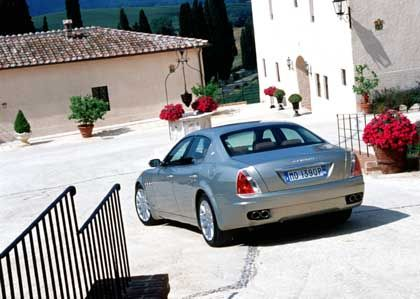 Sportwagen Quattroporte: Jeder fünfte Käufer fuhr vorher einen 7er BMW
