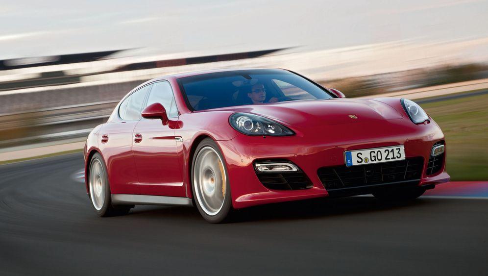 Porsche Panamera GTS: Luxus-Liner für die Rennstrecke