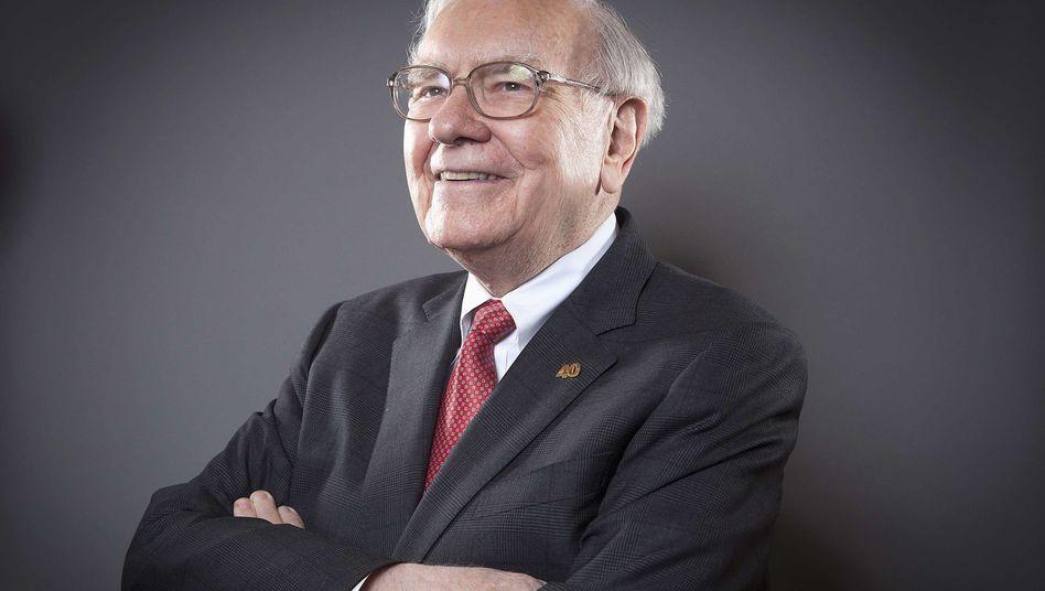 Investor Warren Buffett: Griechenland als Anlageobjekt entdeckt