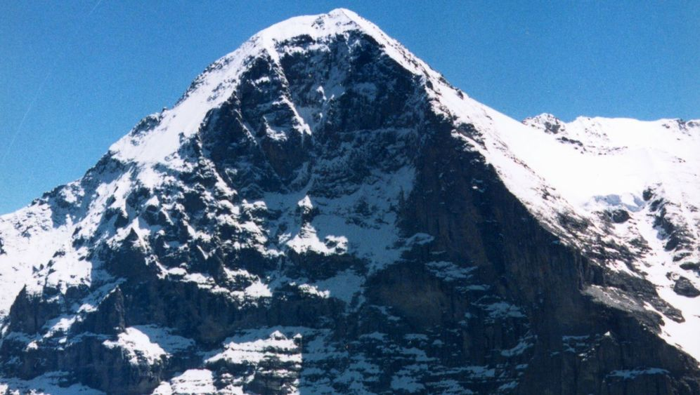 Triumphe und Tragödien am Eiger: Mordwand Nordwand