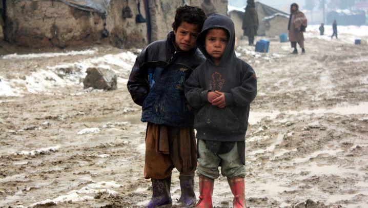 Winter in Afghanistan: Die Not der Kriegsflüchtlinge