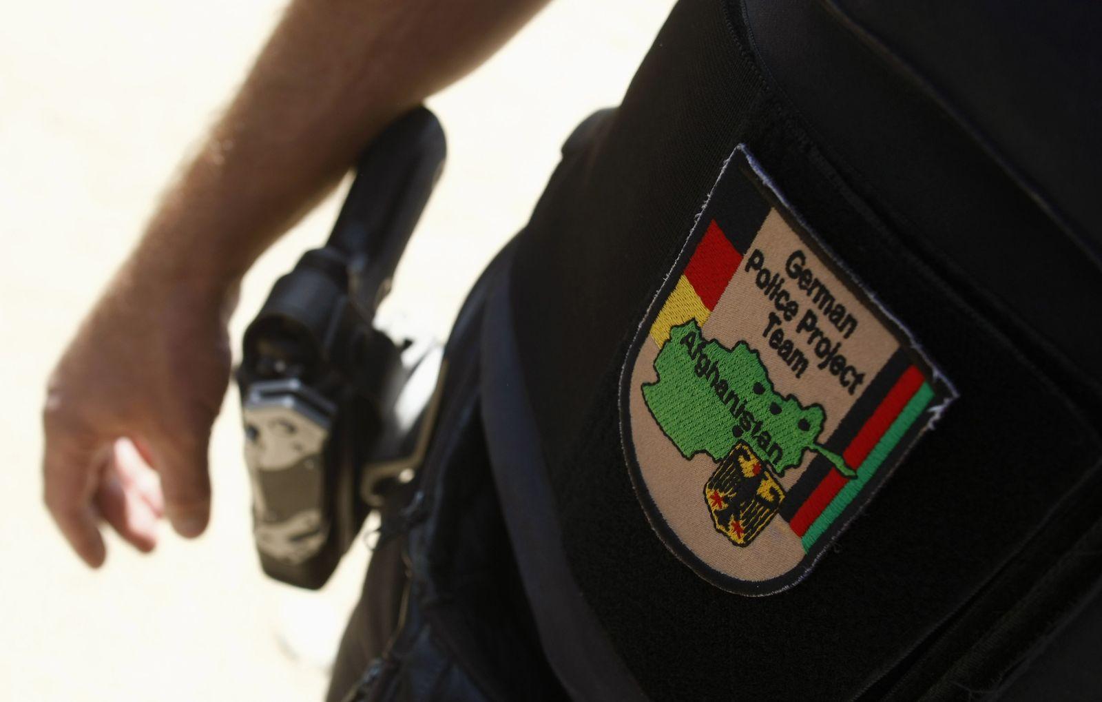 Afghanistan / Polizei / Ausbildung