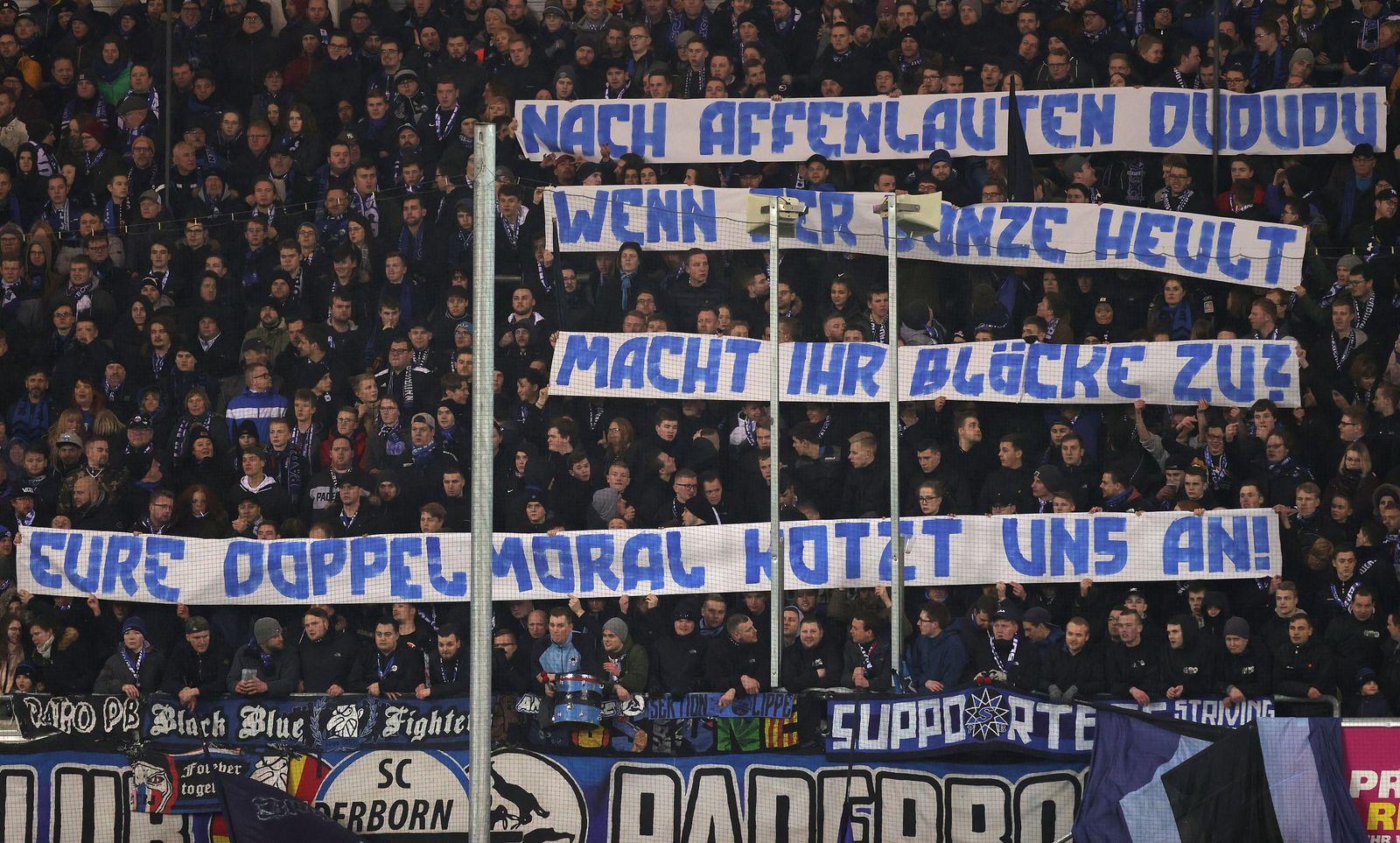 SC Paderborn vs FC Koeln, Germany - 06 Mar 2020