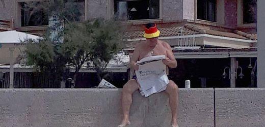 Mallorca: Die Schlapphüte sind zurück - Bilder von Deutschen auf der Insel