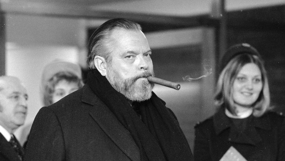 """Film von """"Citizen Kane""""-Regisseur Orson Welles entdeckt - DER SPIEGEL"""