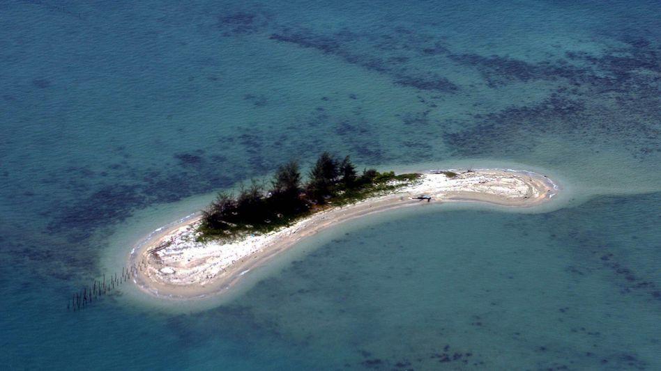 """Vom Klimawandel bedrohte Insel (Indonesien): """"Der Herausforderung gestellt"""""""