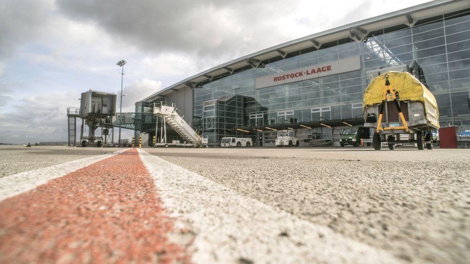 Flughafen Rostock-Laage: Könnte hier ein deutscher Weltraumbahnhof entstehen?