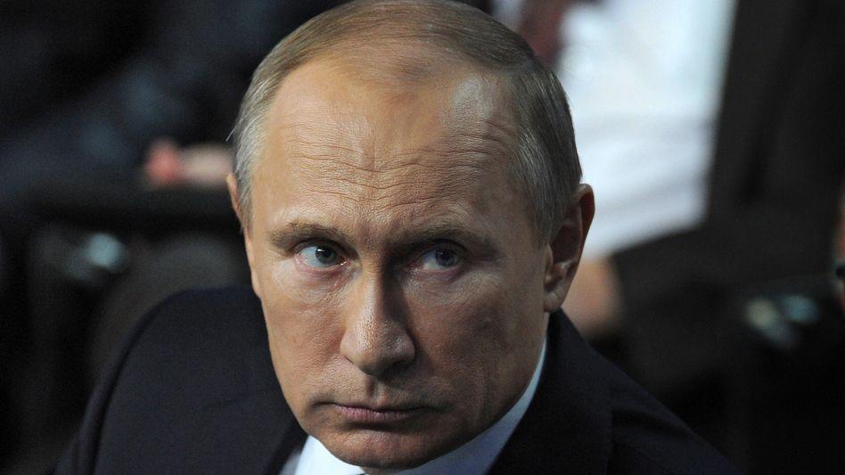"""Präsident Putin: Orden für """"Verdienste um das Vaterland"""" ausgelobt"""