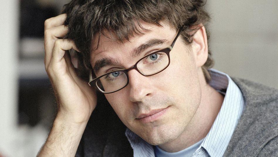 Joshua Ferris: Sein drittes Buch handelt von einem wohlhabenden Mann, der in einer Sinnkrise Halt sucht