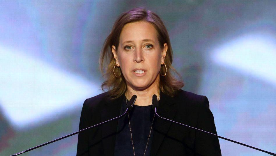 YouTube-Chefin Susan Wojcicki